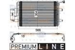 Chłodnica klimatyzacji - skraplacz HELLA (8FC351036-381)