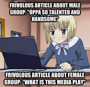 frivolous article