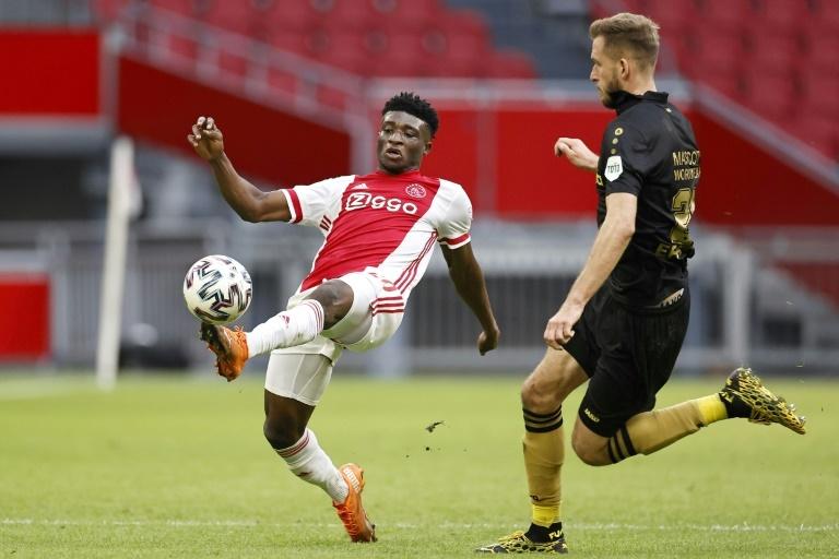 Kudus se rompió el menisco contra el Liverpool - BeSoccer