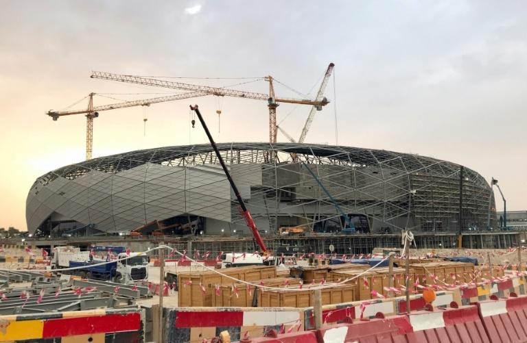 Ireto indray ary ny lalao sava ranonan'ando aty afrika. Qatar-2022 : Un stade inauguré pour la finale de la Coupe ...