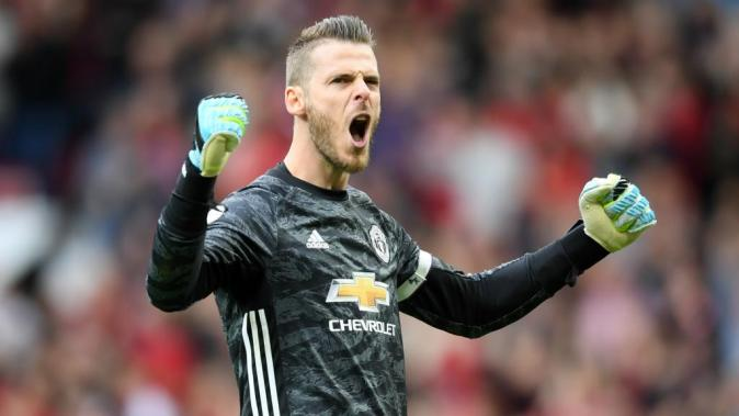 David de Gea 2023: The Manchester United keeper's best Premier League Opta numbers - BeSoccer