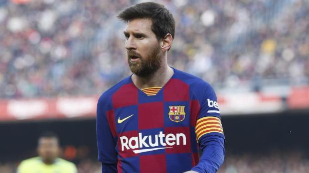 Suarez on Messi