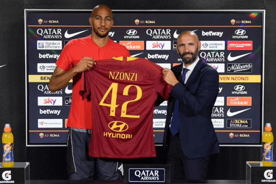 Image result for n'zonzi roma