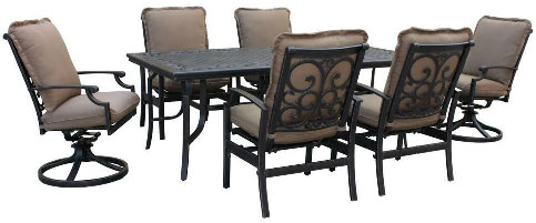 stylish patio furniture for your deck