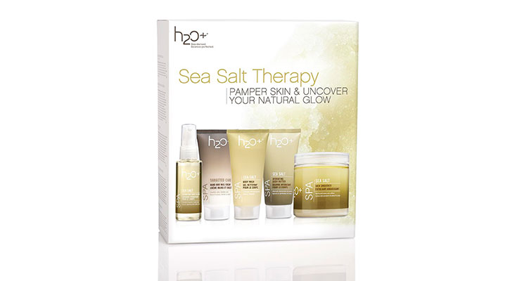 H2O Plus Sea Salt Therapy Skincare Gift Set at Kohl's