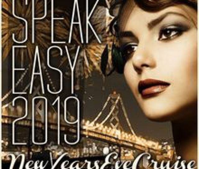 Speakeasy New Years Eve Fireworks Cruise
