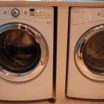 washing machine and druer