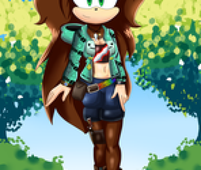 Practice Sonic X Mobius Unleashed Fan Character By Dsai Andrew On Deviantart