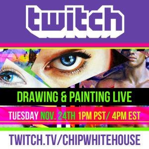 My Twitch Live Streaming Schedule by ChipWhitehouse on ...