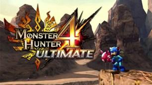 Monster Hunter 4 Ultimate - Mega Man