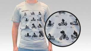 Mario Kart 8 Starting Grid Unisex T-Shirt