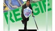米任天堂レジー社長が『amiibo』になった、公式ジョーク画像