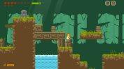 レトロドットな2Dアドベンチャー『Elliot Quest』が追加要素を備えて PS4 や Xbox One、3DS に対応