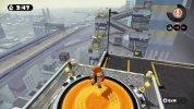 """WiiU『Splatoon(スプラトゥーン)』の新ステージ""""Moray Towers""""、細い通路と高低差のテクニカルな設計"""