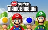 Wii DL:『New スーパーマリオブラザーズ Wii』が欧州WiiU eShopに登場。最大4人同時プレイが実現した2Dマリオ