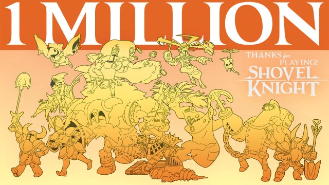 Shovel Knight 120万本