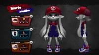 ファンアート:Nintendo Splatoon Amiibo Gear Concepts