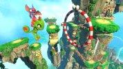 『バンカズ』後継アクション『Yooka-Laylee』が Nintendo Switch に対応へ、WiiU 版は「予期せぬ技術的な問題」によりキャンセル
