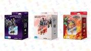 任天堂、『スマブラ3DS』と『ファイアーエムブレムif』の『amiibo』『NFCリーダー/ライター』同梱セットを発表、AU/NZで発売