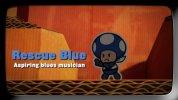 『ペーパーマリオ カラースプラッシュ』のキノピオ達レスキュー隊紹介映像「Rescue V:エピソード3」はブルーの潜入任務