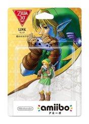 amiibo リンク【時のオカリナ】 ゼルダの伝説シリーズ