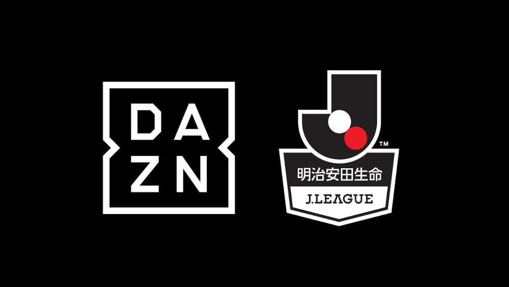 DAZN × Jリーグ