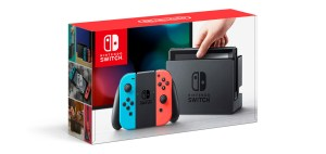 Nintendo Switch Hardware Box Art