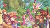 Nintendo Switch『聖剣伝説コレクション』、シリーズ初期3作品『FF外伝』『2』『3』を収録する25周年記念ソフト