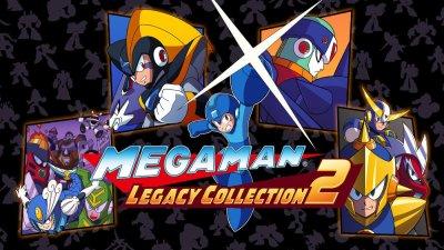 Megaman Legacy Collection 2 (ロックマン クラシックス コレクション2)