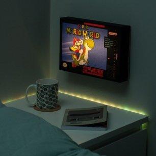 Super_Mario_World_Luminart