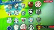 『PES 2013』ブラジルリーグ収録20チームが、イベントから判明