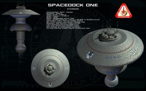Watchtower class ortho Starbase Pharos by unusualsuspex