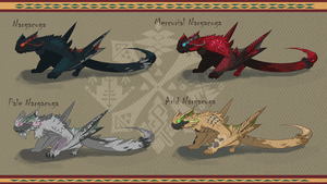 Monster Hunter Icons By Wolfpack88 On DeviantArt