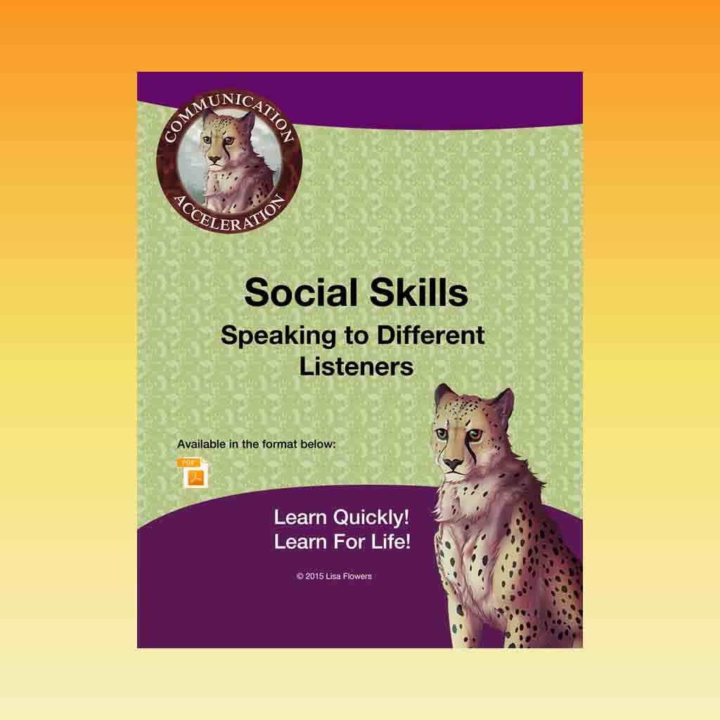 Social Skills Games For High School Students And Speech