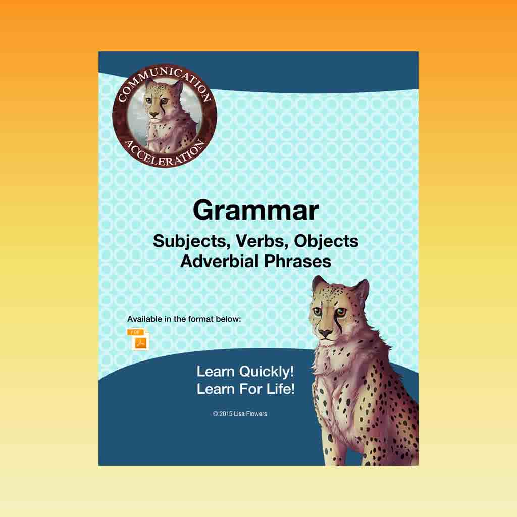 Subject Verbs