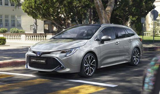 Corolla Hybrid Touring Sports