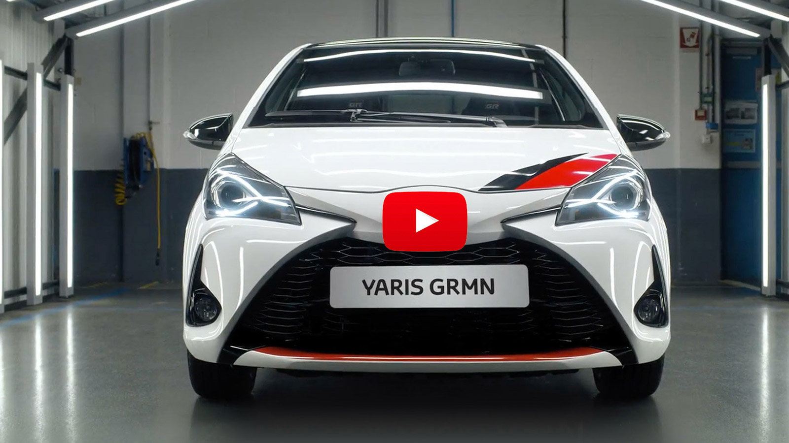 told from a unique perspective we follow the journey of the first yaris grmn through our factory from forging its race bred body right through to the test
