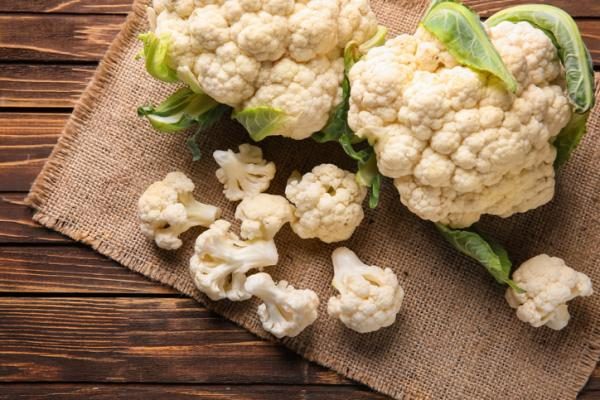 Types of cabbage - Cauliflower