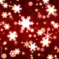 Beautiful Christmas background by Nisha Gandhi