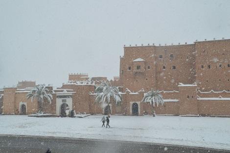 "ouerzazate3_195786889 تقرير دولي يتتبع ""تغيرات مناخية متطرفة"" في المغرب عام 2018 Actualités"
