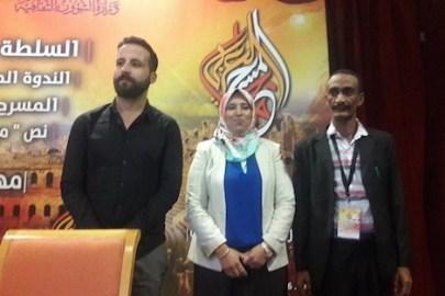 recherche__scientifique__the__a__trale_Festival_du_the__a__tre_arabe_tunisie1_842368373 مغربيان يُتوجان بجائزة البحث العلمي المسرحي أدب و فنون
