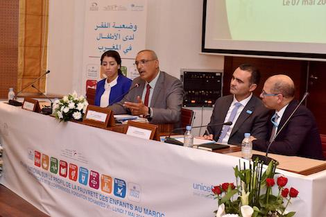 atelier_national_sur_le_profil_de_la_pauvrete_des_enfants_au_maroc_257930416 دراسة رسمية: 40 % من أطفال المغرب يعانون فقرا متعدد الأبعاد Actualités