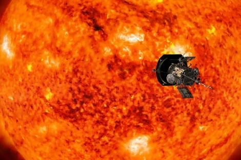 """Science_921125783 مسبار """"باركر"""" ينطلق في مهمة تاريخية لعبور الغلاف الجوي للشمس المزيد"""