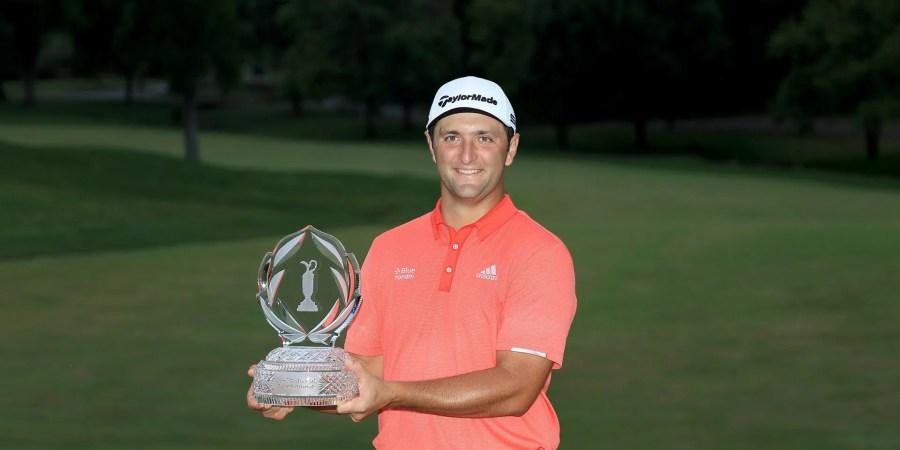 L'Espagnol Jon Rahm nouveau N.1 mondial de golf après sa ...