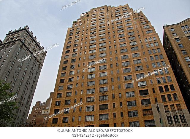 Murray Hill Tower Apartment Stock