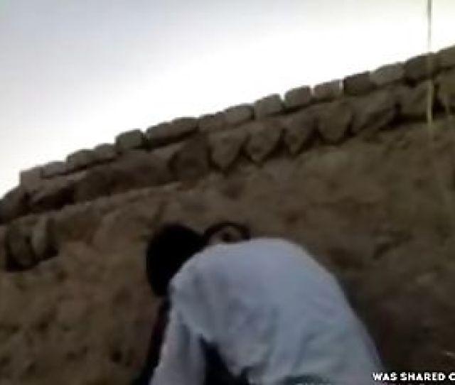 Pakistani Village Damsel Fucking Hiding Against Wall