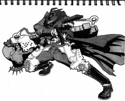 Trigun - Gungrave favourites by Silverfox0986 on DeviantArt