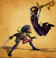 Clopin's Creed by Quarter-Virus on DeviantArt
