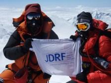 JDRF flag