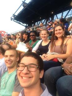 Mets baseball game